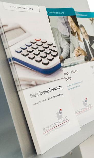 Steuerkanzlei Cornelia Reichenbacher in Pfinztal • Startseite für Kompetenz